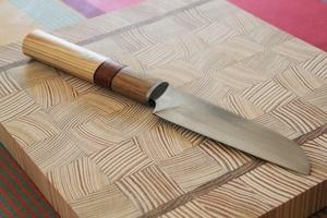 Marna-Karo : Couteau de cuisine à l'allure japonaise
