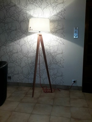 Lampe haute