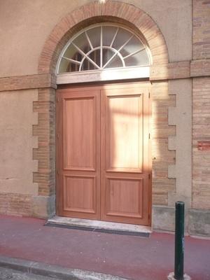 Porte moulure grand cadre