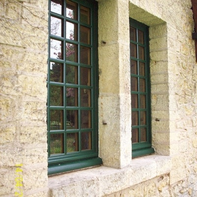Fen tre simple vitrage par montigny sur l 39 air du bois for Isolation fenetre simple vitrage
