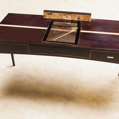 le bureau connect par martin lecomte par martinlecomte. Black Bedroom Furniture Sets. Home Design Ideas