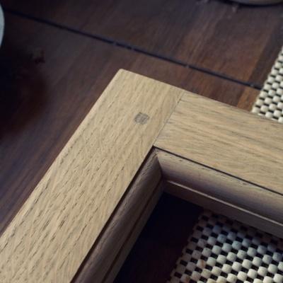 Ouvrant de fen tre int rieure par zeloko sur l 39 air du bois for Fenetre interieure