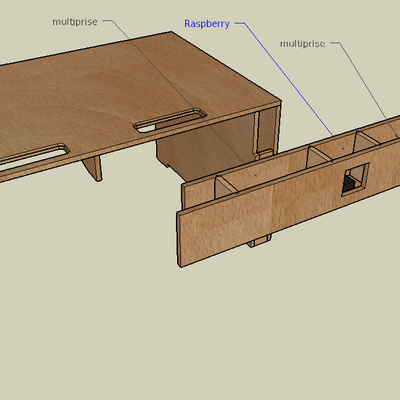 plan bureau branch par mattlalielouise sur l 39 air du bois. Black Bedroom Furniture Sets. Home Design Ideas