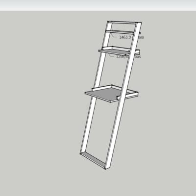 plan etag re pour ordinateur par mokozore sur l 39 air du bois. Black Bedroom Furniture Sets. Home Design Ideas