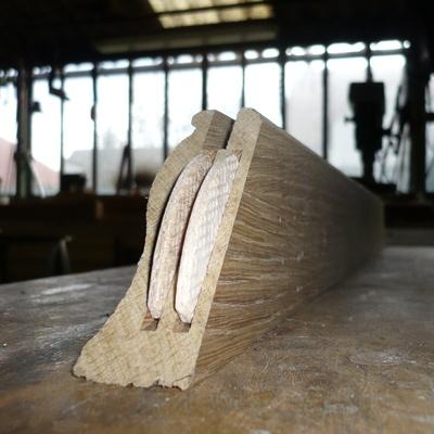 Pas pas pour assemblage coupe d 39 onglet r sultat par racm terroff sur l 39 air du bois - Assemblage coupe d onglet ...