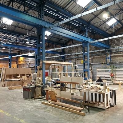 Atelier bois d'ICI Marseille