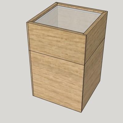 plan bo te fiches par zeloko sur l 39 air du bois. Black Bedroom Furniture Sets. Home Design Ideas