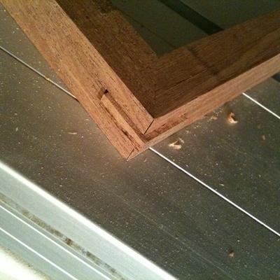 dessous de plat en bouchons de li ge par zeloko sur l 39 air du bois. Black Bedroom Furniture Sets. Home Design Ideas