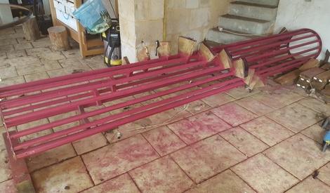 main courante escalier exterieur