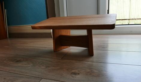 banc de m ditation par thomas sur l 39 air du bois. Black Bedroom Furniture Sets. Home Design Ideas