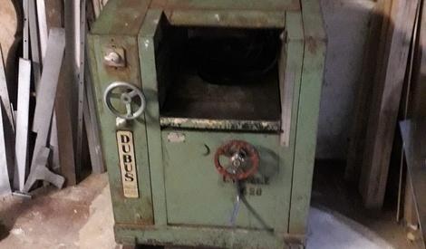 machine a sablage