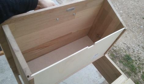 meuble de 20 cm de profondeur