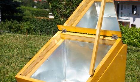 Pisteur solaire par Entropie