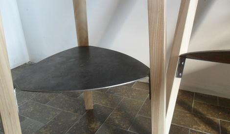 Tabourets De Bar Caf Ef Bf Bd Bureau Noir Design Mode