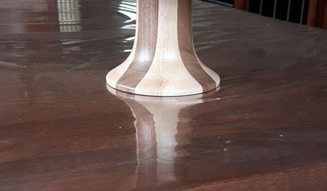 Support pour dessert par sergelac sur l 39 air du bois - Support pour couper du bois ...