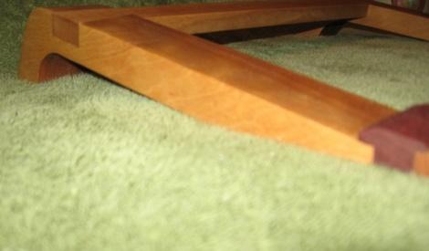 Support pour portable par micno sur l 39 air du bois - Support pour couper du bois ...