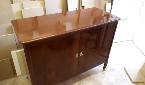 r novation et transformations d 39 un d 39 un ancien meuble hi fi par cousin06 sur l 39 air du bois. Black Bedroom Furniture Sets. Home Design Ideas