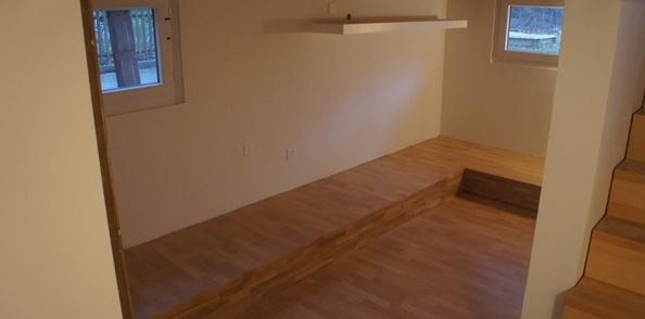 Aménagement d'un sous-sol