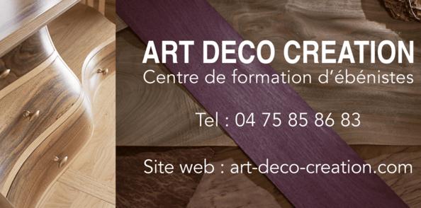 Visite du centre de formation Art Déco Création