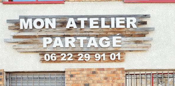 """Visite de """"Mon Atelier Partagé"""" (69)"""