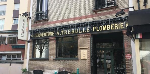 "Visite de ""L'Etablisienne"" (75)"