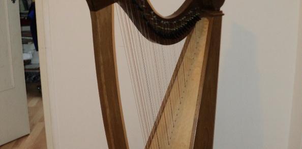 Projet Harpe 19 cordes