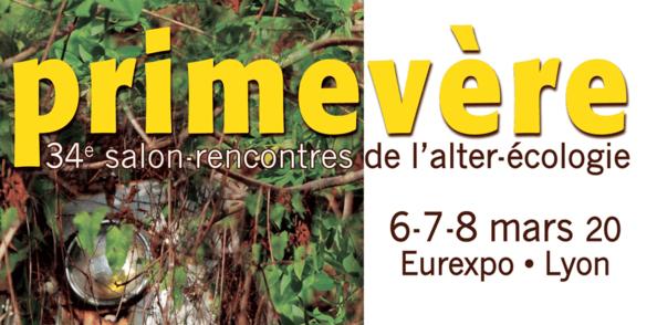 L'Air du Bois sera au Salon Primevère - Lyon du 6 au 8 mars 2020
