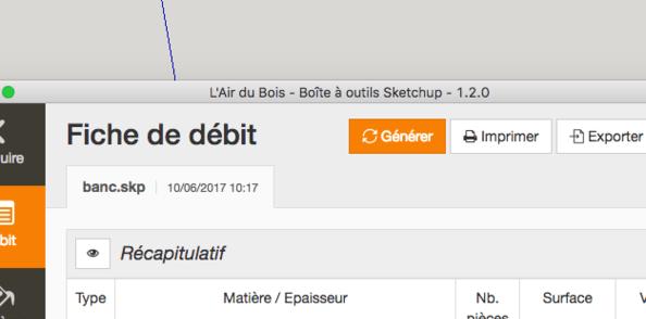 OpenCutList 1.2.0 : Mémorisation des numéros de pièces