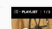 Prise en charge des playlists YouTube