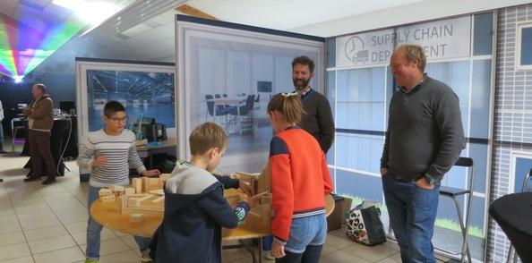 Participation de L'Air du Bois à l'évènement Maker Ferme 2019 à Magny-Cours (Nièvre)