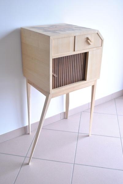 meuble cap par anaismichat sur l 39 air du bois. Black Bedroom Furniture Sets. Home Design Ideas