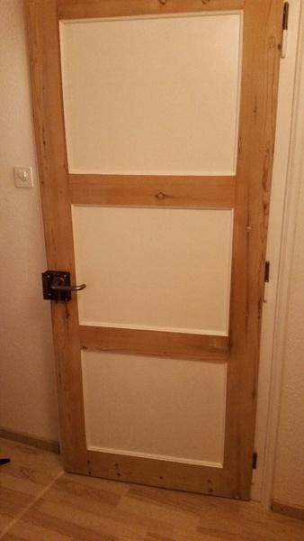 Rénovation des portes de ma maison