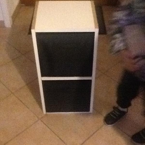 Rangement deux cube