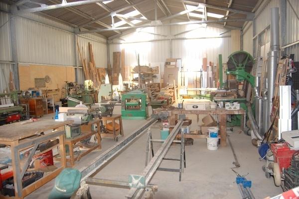 Atelier M.S.Créations   L'atelier Bois 66300 Trouillas