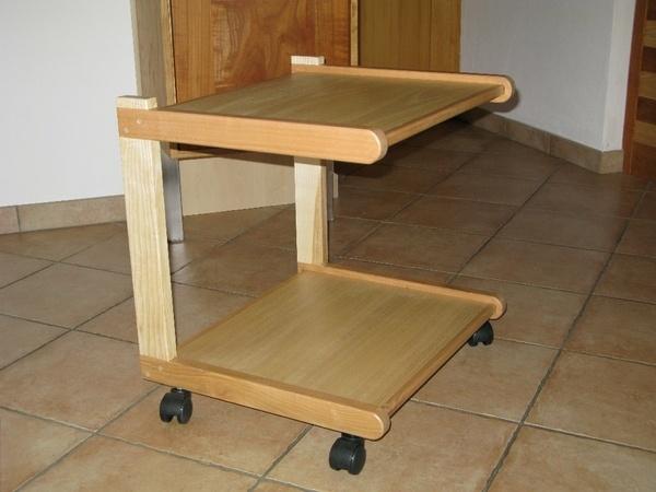 servante de bureau par jif sur l 39 air du bois. Black Bedroom Furniture Sets. Home Design Ideas