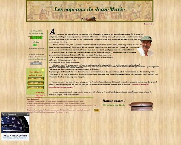 Les Copeaux de Jean-Marie