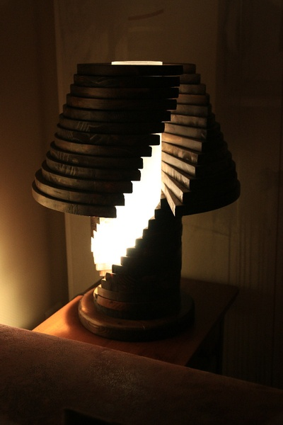 Stacked lamp
