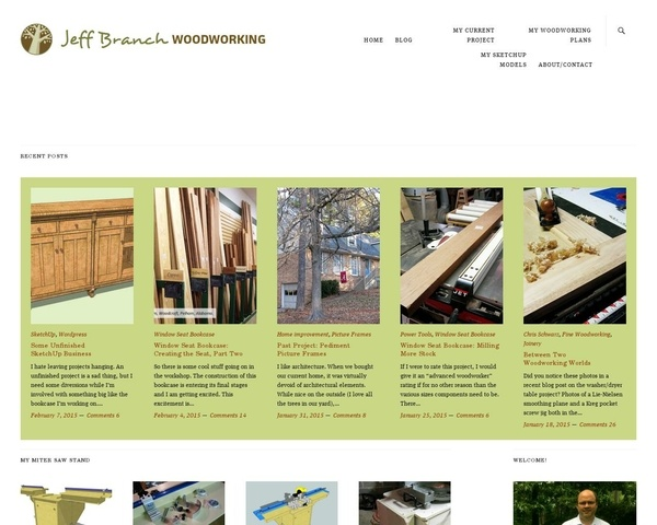 Jeff Branch Woodworking