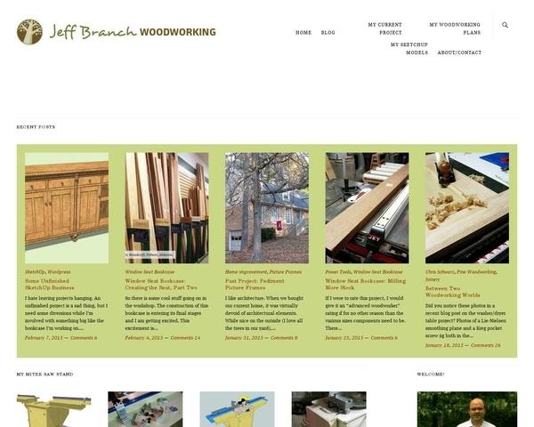 Jeff Branch Woodworking