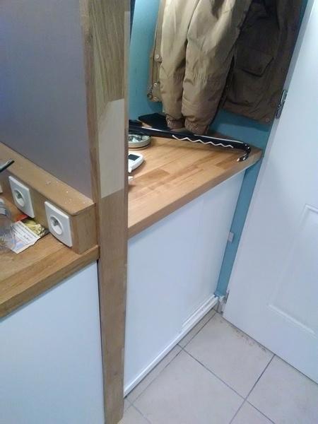 plan meuble a chaussure bois