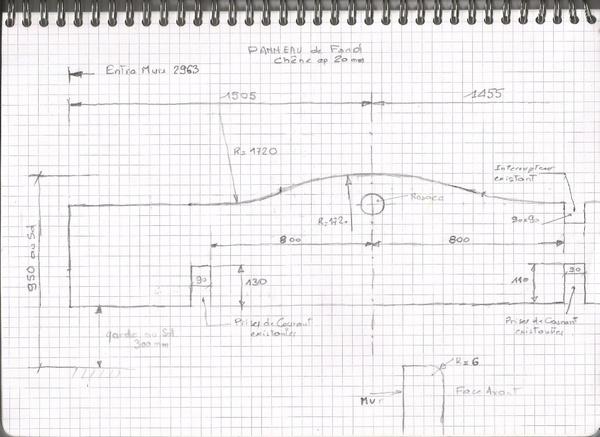 plan t te de lit par zag89 sur l 39 air du bois. Black Bedroom Furniture Sets. Home Design Ideas