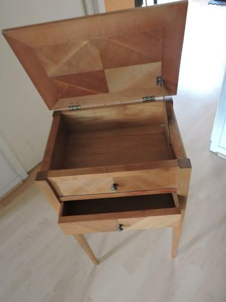 meuble de cap par slick sur l 39 air du bois. Black Bedroom Furniture Sets. Home Design Ideas