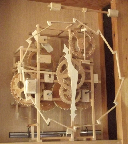 Horloge à foliot