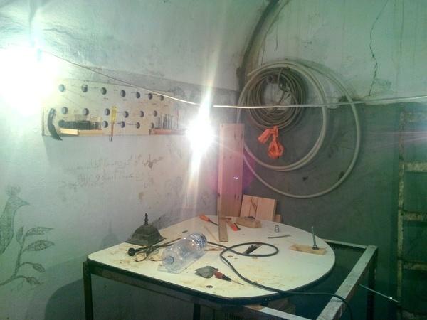 Ma petite atelier