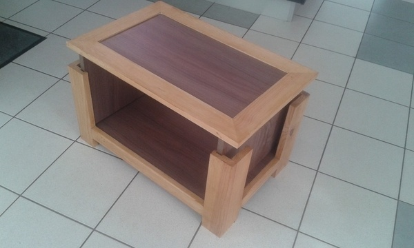 Table basse par dwayne sur l 39 air du bois - Creation table basse ...