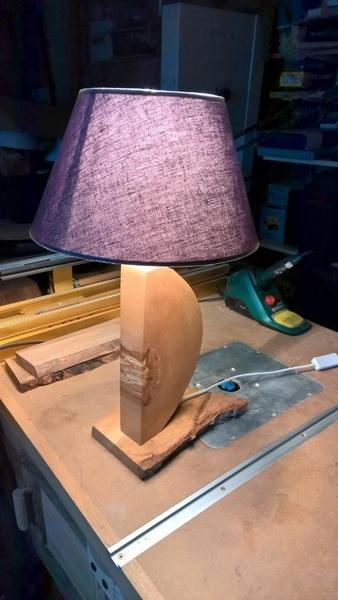 Lampe 3.