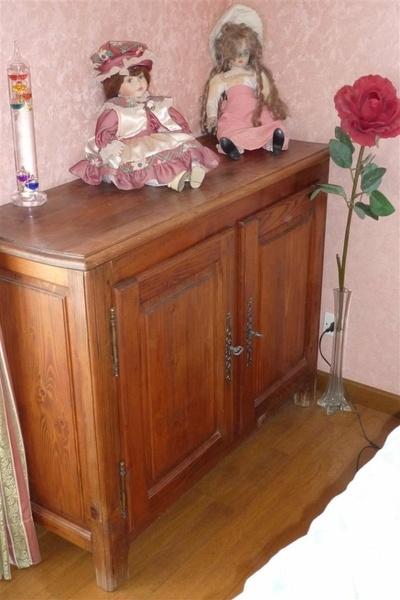 Petit meuble rangement par sanglier sur l 39 air du bois for Petit meuble rangement