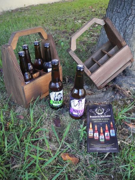Caisse de bières