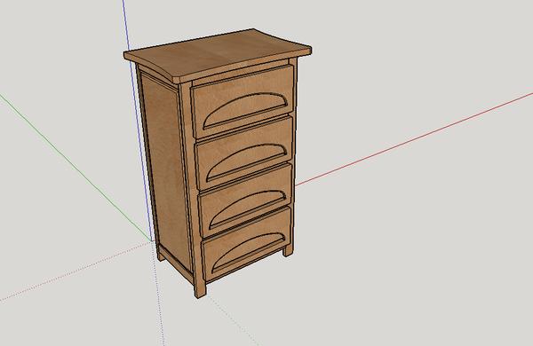 vue d'ensemble avec les nouveau tiroirs