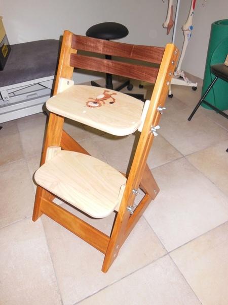 La chaise de Téo